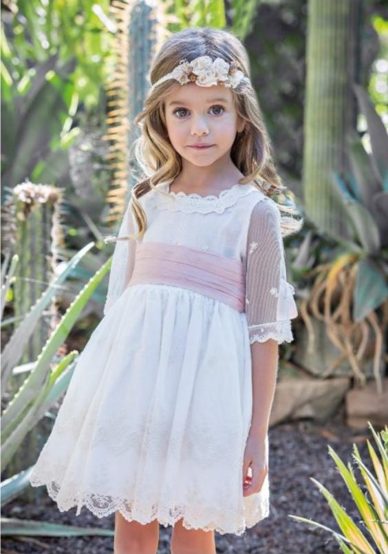 moda infantil amaya 2018
