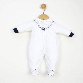 Pijama Pelele Manga Larga. Confecciones Popys (Ref. 20878)