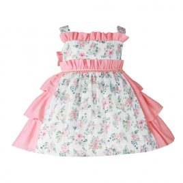 Vestido Infantil Tirantes. Miranda (Ref. 27/0259/V)