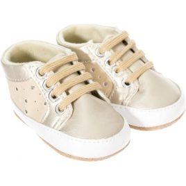 Zapato Tela Bebe. Le Petit Garson. (Ref. 27c8)
